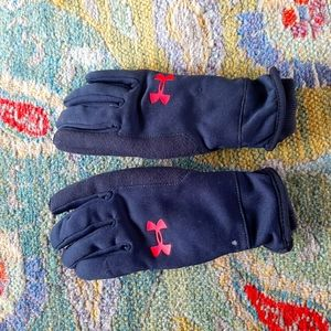 Under Armour Youth Small Gloves